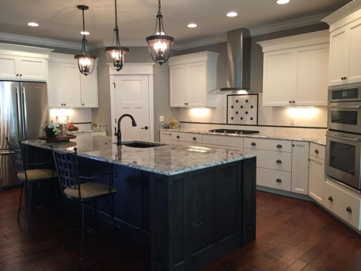 2015 Parade Home Kitchen