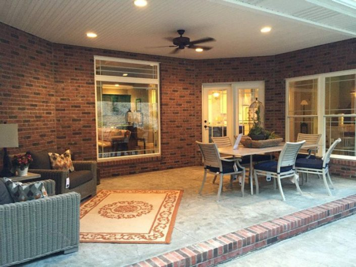 2015 Parade Home Rear Covered Porch