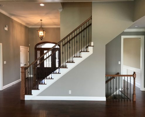 6259 Foxwood Court Staircase